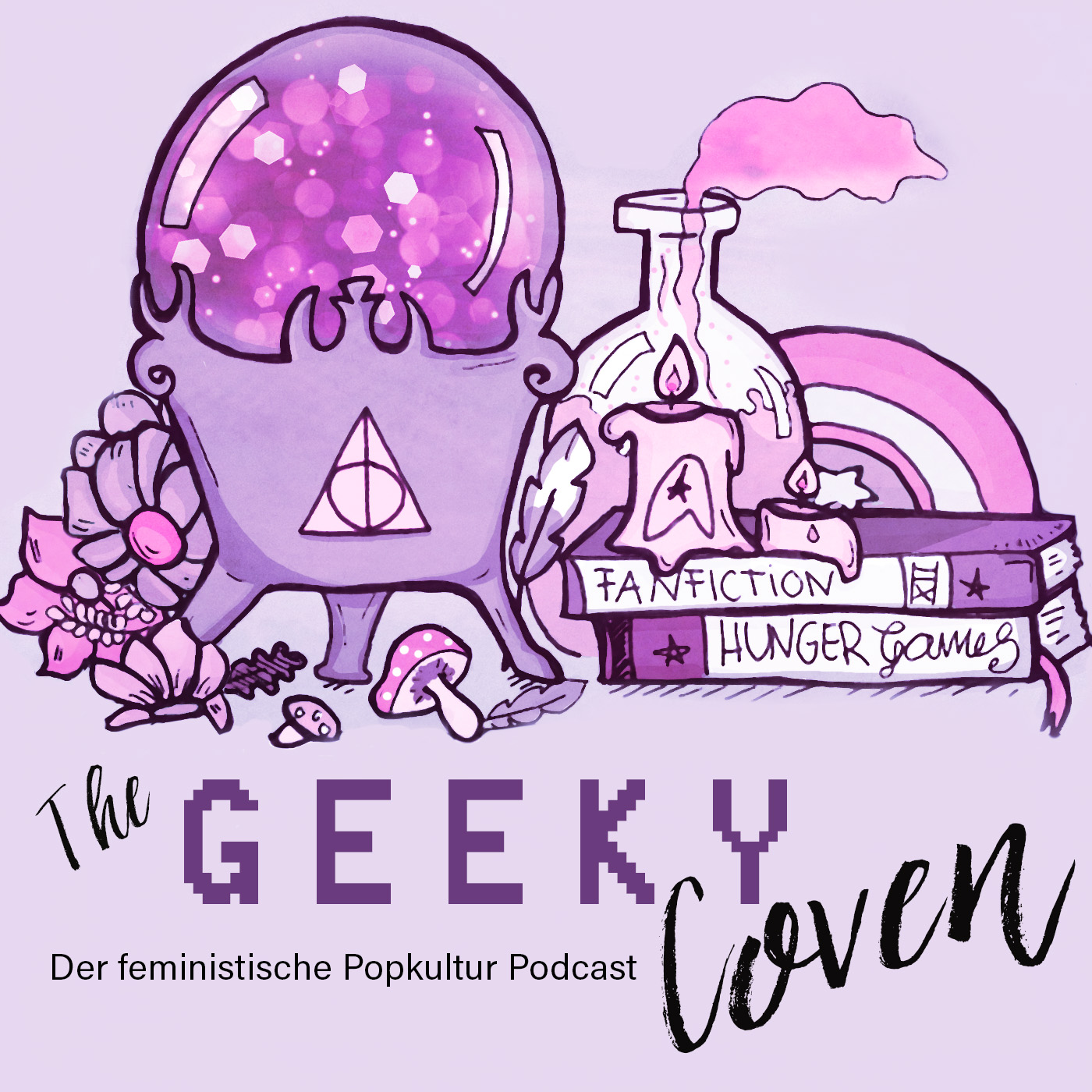 The Geeky Coven